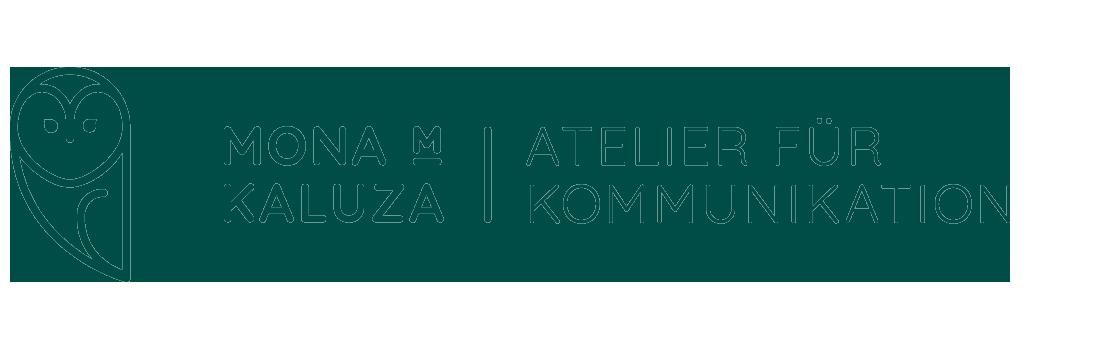 Mona Kaluza |Atelier für Kommunikation